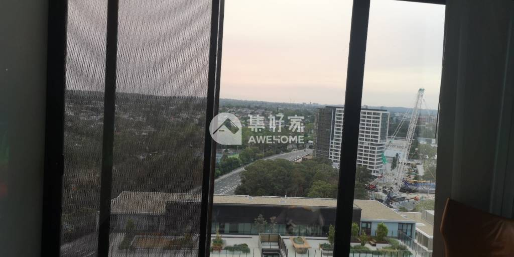 悉尼,North Ryde apartment 独立卫浴