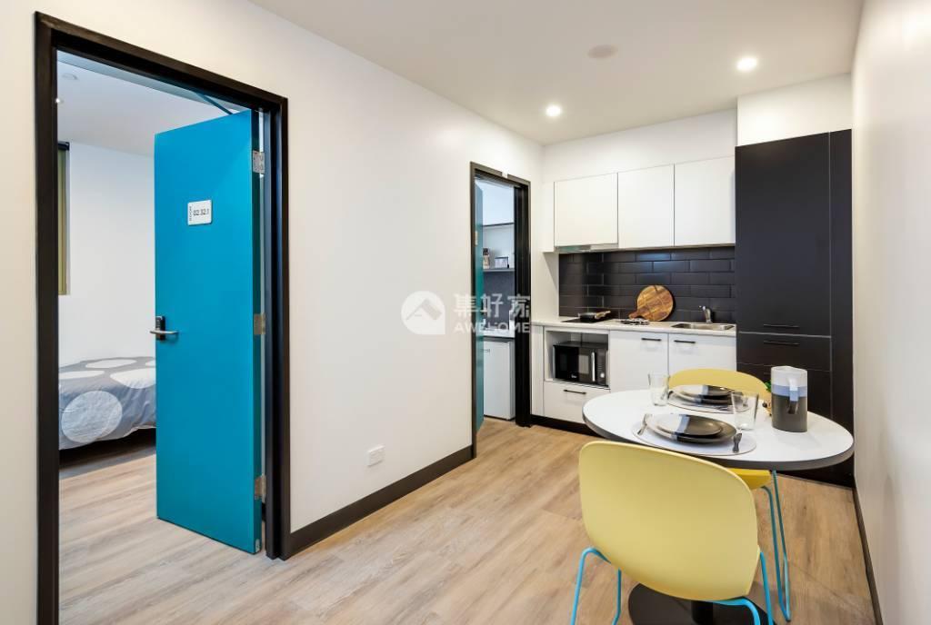 阿德莱德,雅居 两居室优质学生公寓