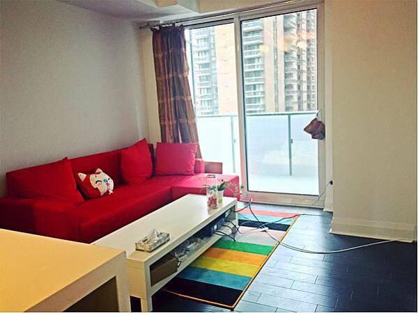 多伦多,多大旁边 一室一卫整租 近超市地铁电影院等