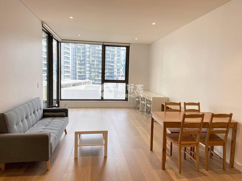 悉尼,Darling North 两房两卫 包家具带车位