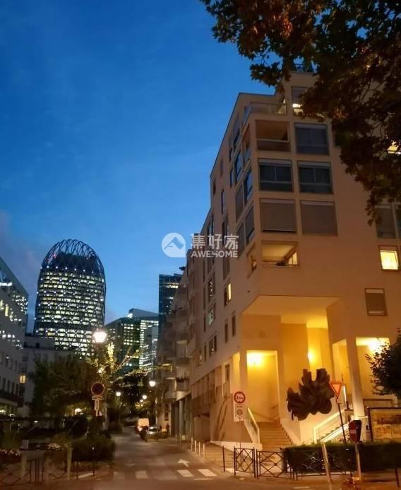 巴黎,92省La defense 大studio34平米好房出租