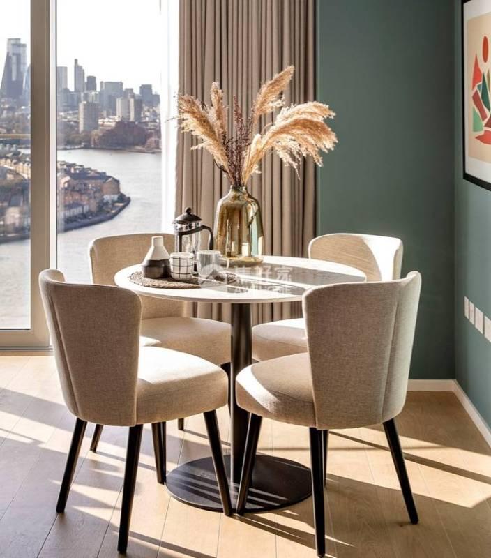 伦敦,金丝雀码头 全新公寓 包网络包暖气包GAS