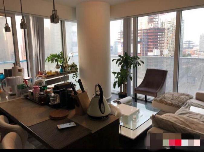 多伦多,Dt union高级湖景公寓出租