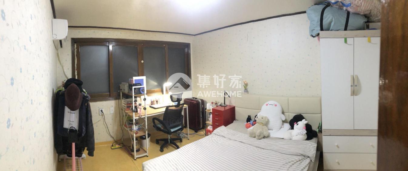 首尔,出租 汉阳大建大附近 圣水区Ttukseom纛岛站便宜大房